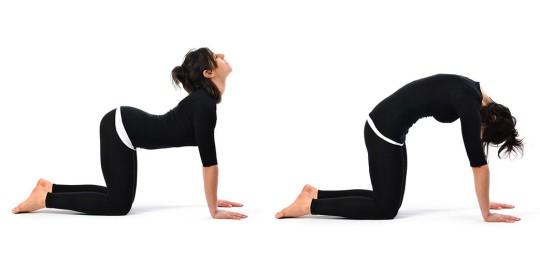 4 tipy na nejlepší protáhnutí břišních svalů!