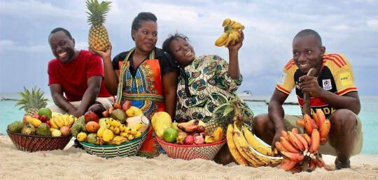 Exotické ovoce - Příběh Virungy